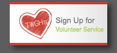 Sign up for Volunteer Service