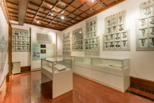 Exhibition Room II of Tung Wah Museum