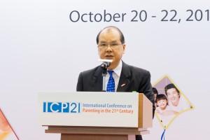 Opening Address by the Hon. Matthew CHEUNG Kin-chung, GBS, JP, Secretary for Labour and Welfare, Labour and Welfare Bureau, HKSAR