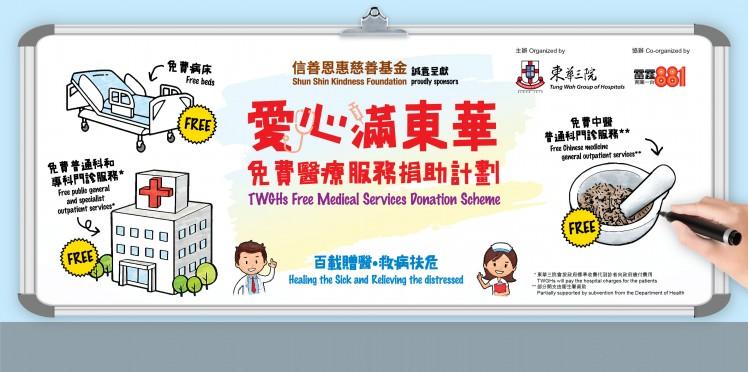 TWGHs Free Medical Services Donation Scheme