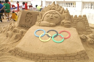 鳴謝 Design By...Sand Sculpture Team