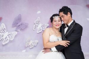 Noman與妻子Ishwari透過參與是次活動體驗香港婚禮文化,並希望幫助一班Image Pro學生實踐所學。