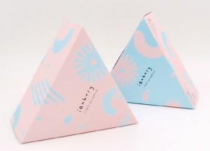 東華三院社企iBakery與OK便利店聯手推出的「母親節待用曲奇」禮品包。
