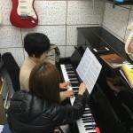 「E大調長者音樂推廣計劃」學員上課情形