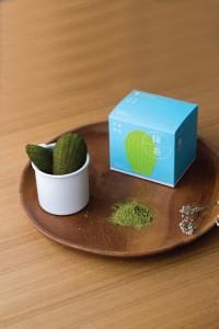 東華三院社會企業共iBakery推出的全新產品「焙茶、抹茶、柚子手工貝殼蛋糕」。