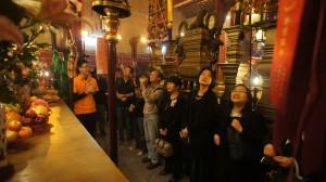 文武廟導賞團,介紹該廟宇源遠流長的歷史與發展。
