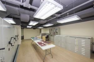 文穎怡檔案庫妥善保存東華三院140多年來珍貴的歷史檔案。