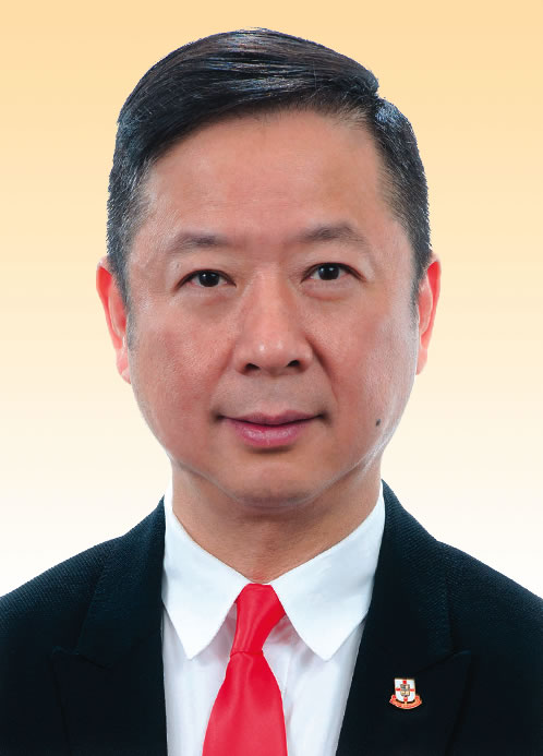 Dr. TSOI Wing Sing, Ken 2nd Vice-Chairman