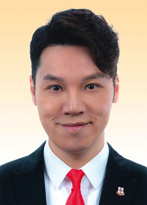 Mr. Vinci WONG 1st Vice-Chairman