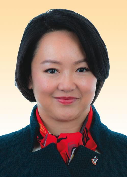 Ms. Ginny MAN 3rd Vice-Chairman