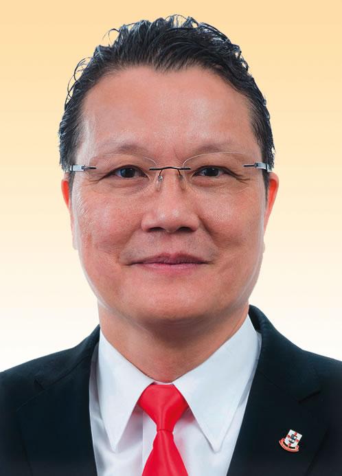 Mr. AU Yu Fan, Gabriel Director