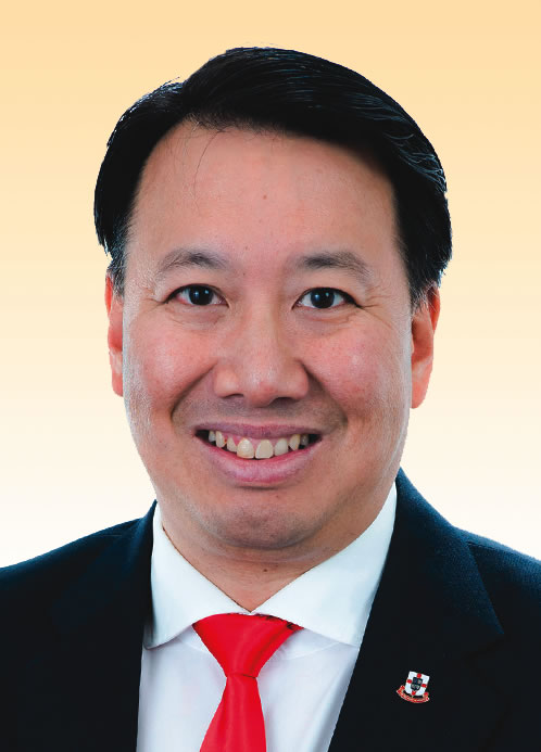 Mr. Derrick FUNG Director