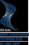 2016年香港亞洲最理想工作公司大獎