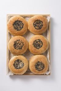 紅豆燒餅:紅豆餡配吉士,非一般Creamy口感!
